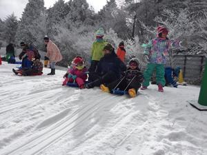 【終了しました】ゆきんこキッズ!雪あそび♪ 姫路コース @ 六甲山スノーパーク