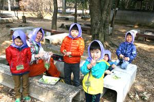 【終了しました】にんにん忍者キャンプ ~明石城に隠された巻き物を探せ!~ @ 明石市立少年自然の家