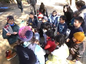 【終了しました】ひめじ森のようちえんオープンデイ @ 姫路YMCA太子教育キャンプ場