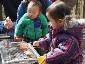【終了しました】乳幼児のための自然体験プログラム 親子であおぞらおさんぽ会 @ 姫路YMCA太子教育キャンプ場