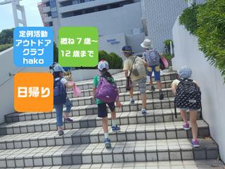 【hakoぷらす】ハイク!電車の道を探検する日