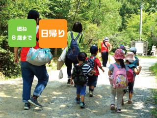 ぶんちゃか座 3月の1DAYプログラム おっちょこ森のはらぺこピクニック @ 加古川市立少年自然の家(予定)
