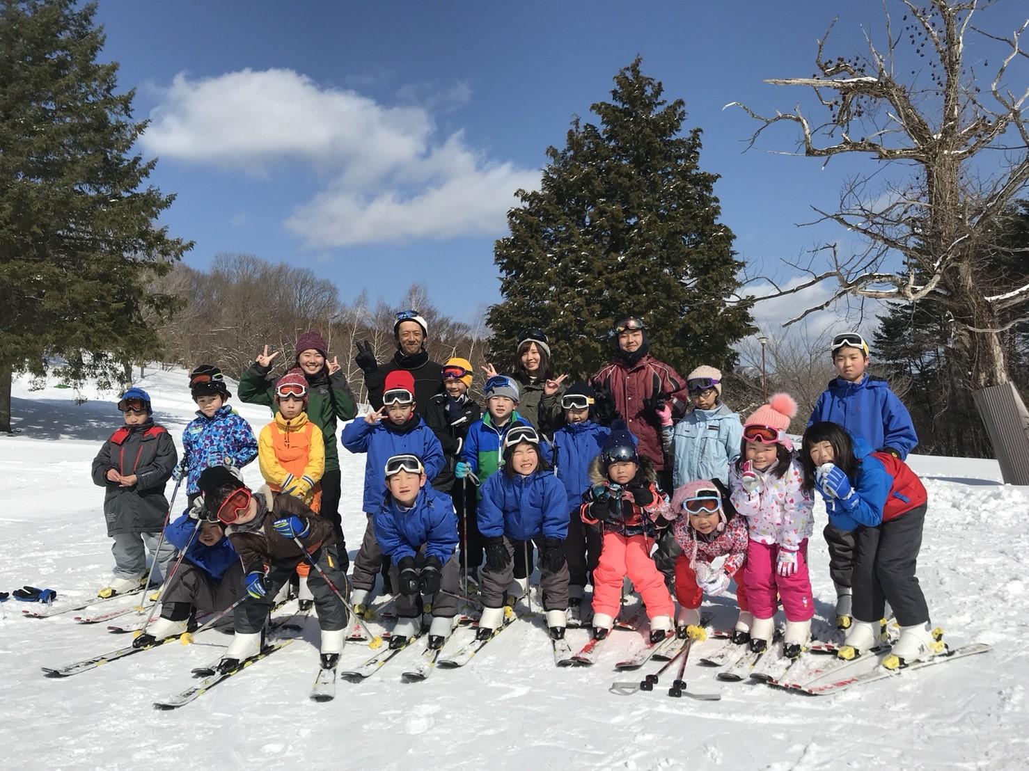 【12/26-28】スキーまんきつキャンプ @ ハチ高原 山水館