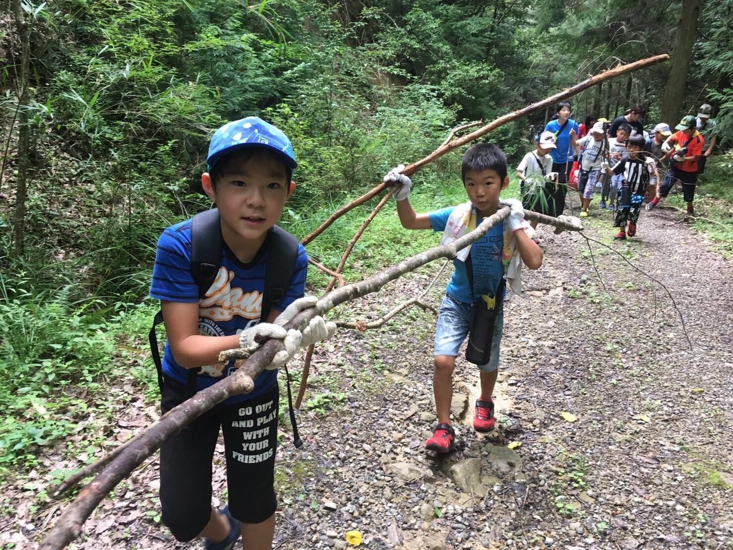 【4/3-5・2泊3日】秘密基地キャンプ @ 加古川市立少年自然の家