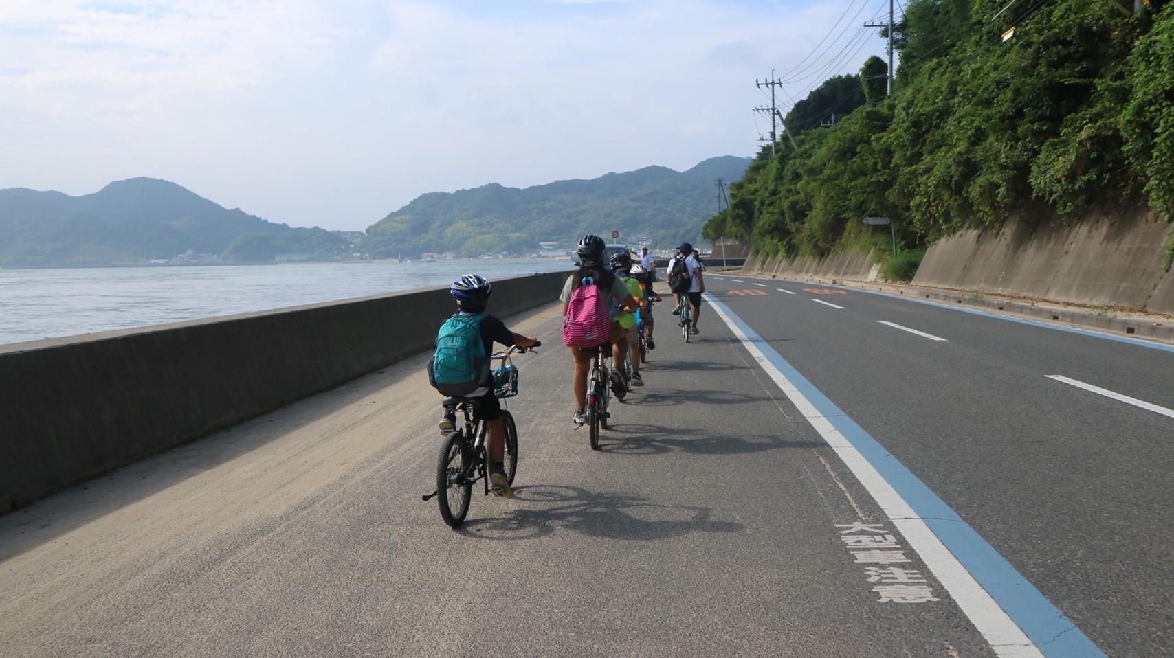 受付終了【8/20-22・2泊3日】しまなみ海道サイクリングキャンプ @ しまなみ海道