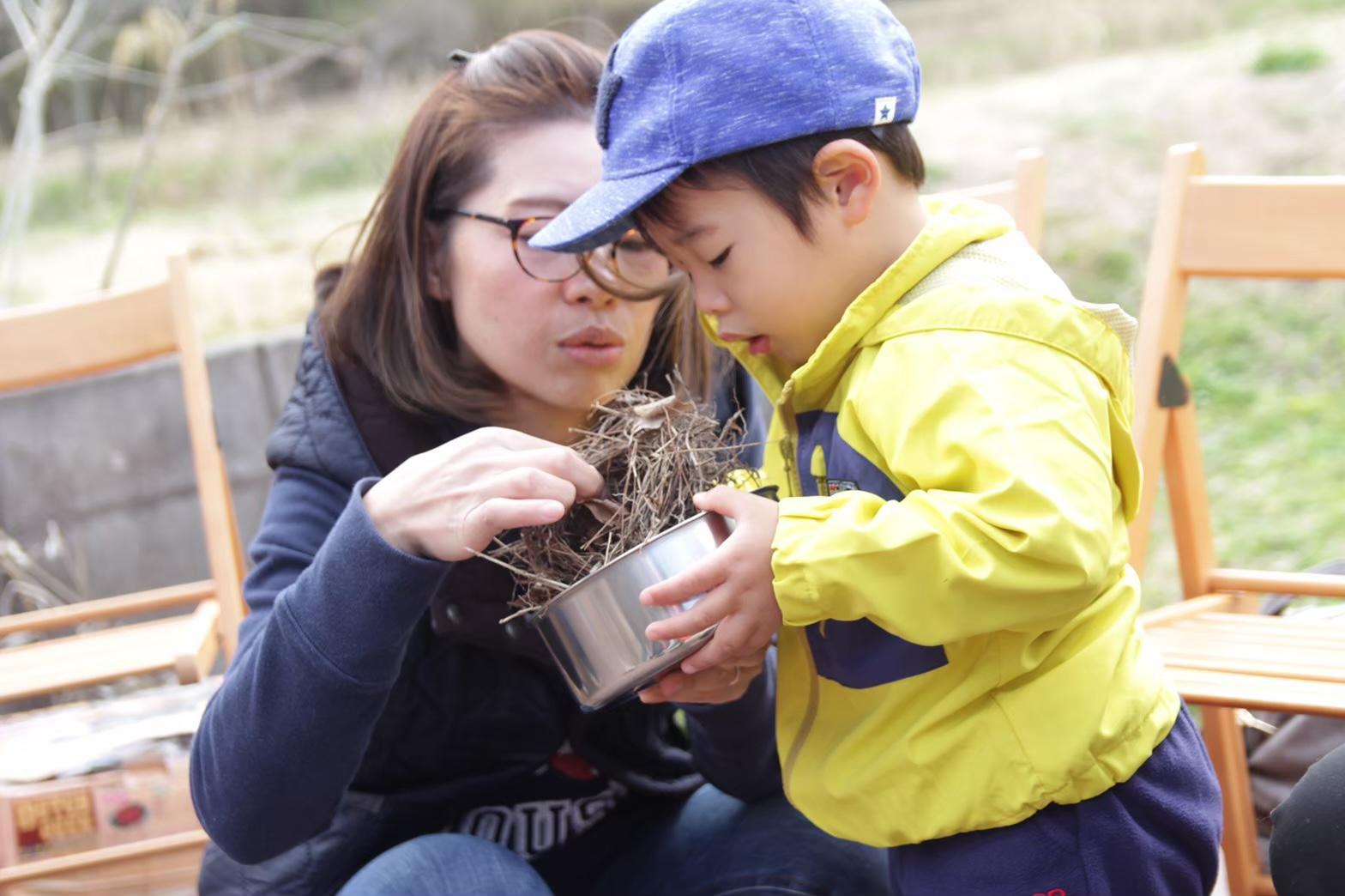 【4/29(木・祝)】はじめての親子で森あそび @ 太子遊びと冒険の森【ASOBO】